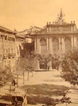 Haro Plaza de la Paz 1910