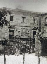 Haro Casa de los Condes de Haro en la Plazuela de la Iglesia