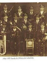 Banda de Labastida 1931